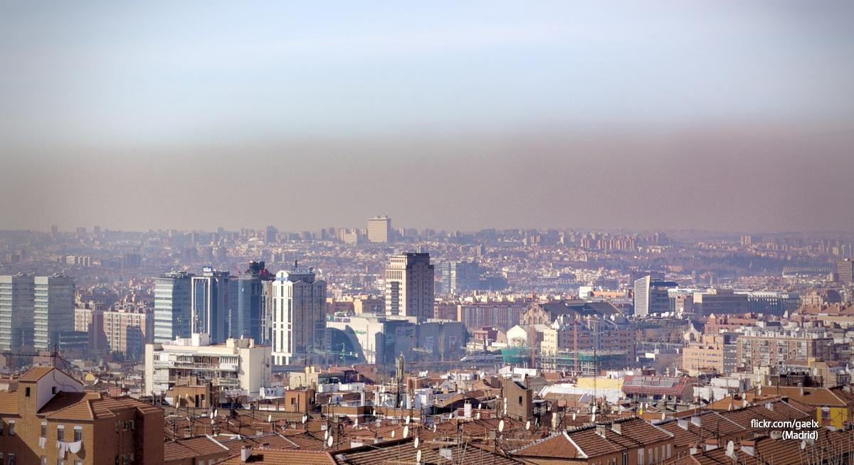 Estos días se han vuelto a establecer algunas restricciones en la capital  como consecuencia de la cantidad de dióxido de nitrógeno presente en el  aire 8c3e8705069