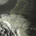Así entra la nube de polvo sahariano en España ¿Hasta cuándo nos afectará?